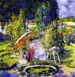 The Garden Umbrella