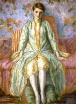 Portrait of Jane Belo