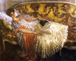 Rest (Femme au sofa)