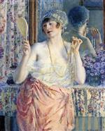 Woman before a Mirror 1912