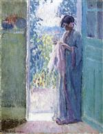 Woman in a Doorway