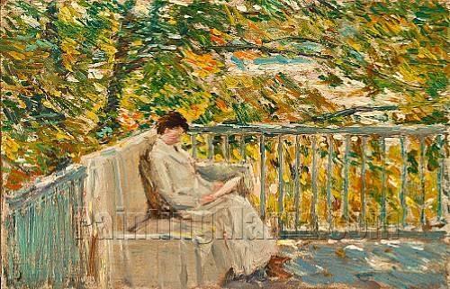 The Balcony 1907