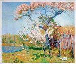Apple Trees in Bloom, Old Lyme