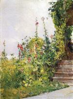 Celia Thaxter's Garden, Appledore, Isles of Shoals