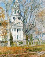 Church at Old Lyme 1903
