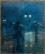 Fifth Avenue Nocturne