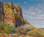 Harney Desert 1908