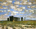 Harney Desert Landscape