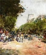 Rue Madeleine, Place de l'Opera
