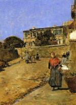 Street Scene, Montmartre
