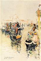 A Venetian Regatta