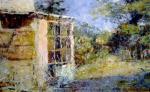 The McCubbin's Garden Cottage, Fontainbleau, at Mount Macedon