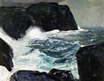 Blackhead and Sea
