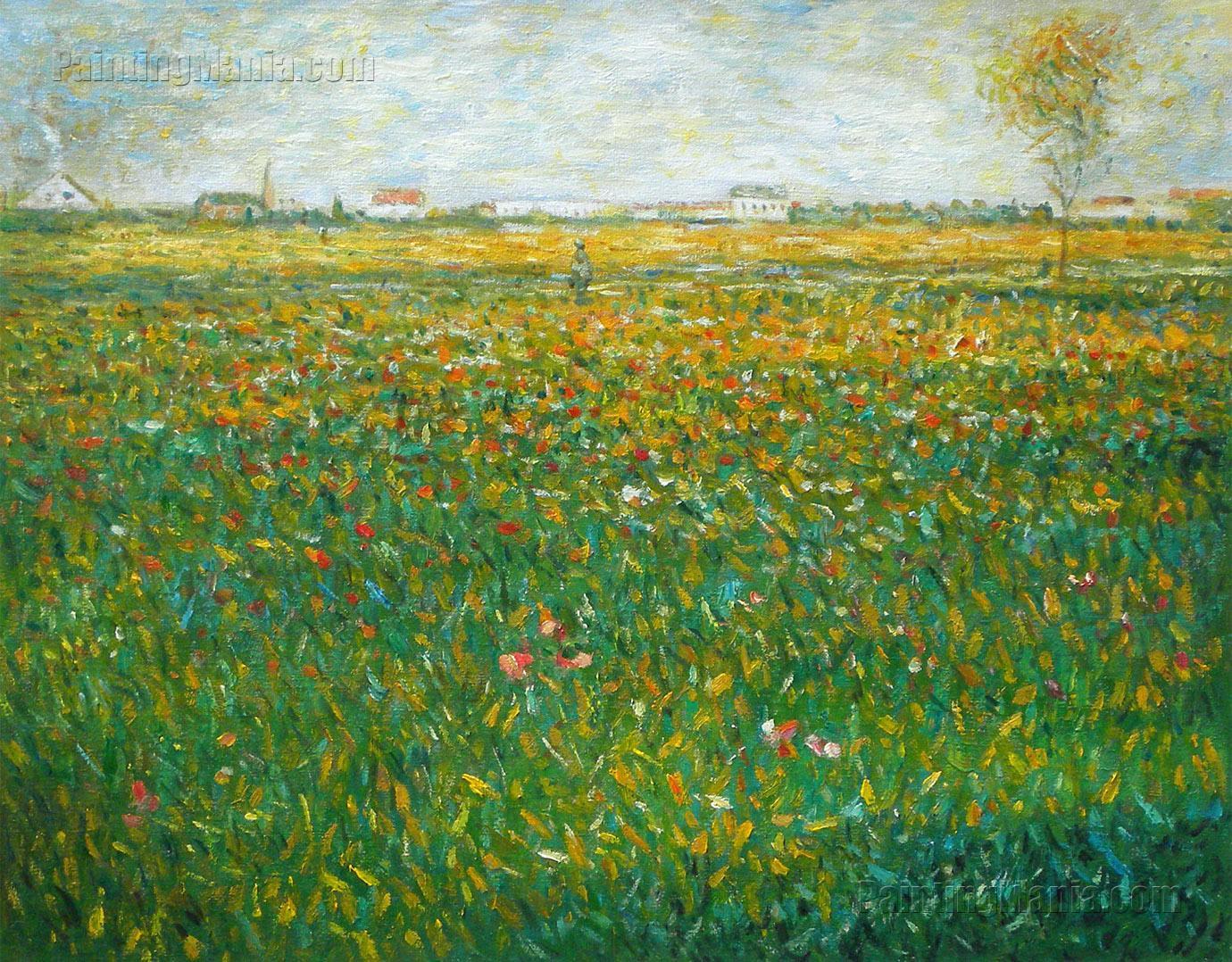 Alfalfa Fields, Saint-Denis