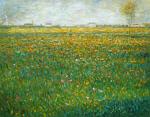 Alfalfa Fields. Saint-Denis
