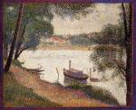 Gray Weather, La Grande Jatte