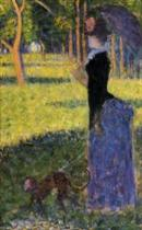 La Grande Jatte - Woman with a Monkey
