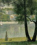 The Seine at Courbevoie
