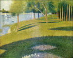 Sight of Grande-Jatte