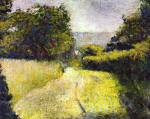 The Sunken Lane