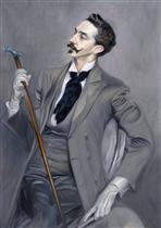 Count Robert de Montesquiou 1897