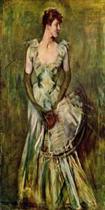 Portrait of Countess de Leusse