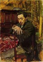 Portrait of the Painter Joaquin Araujo Ruano