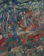 Bosco d'autunno (Forest in Autumn)