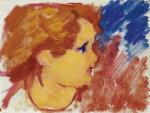 Child's Head (Bruno Giacometti)