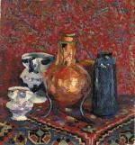 Il vase di rame e i vasi di terra