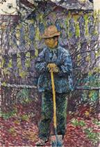In Spring (Man with a Blade)