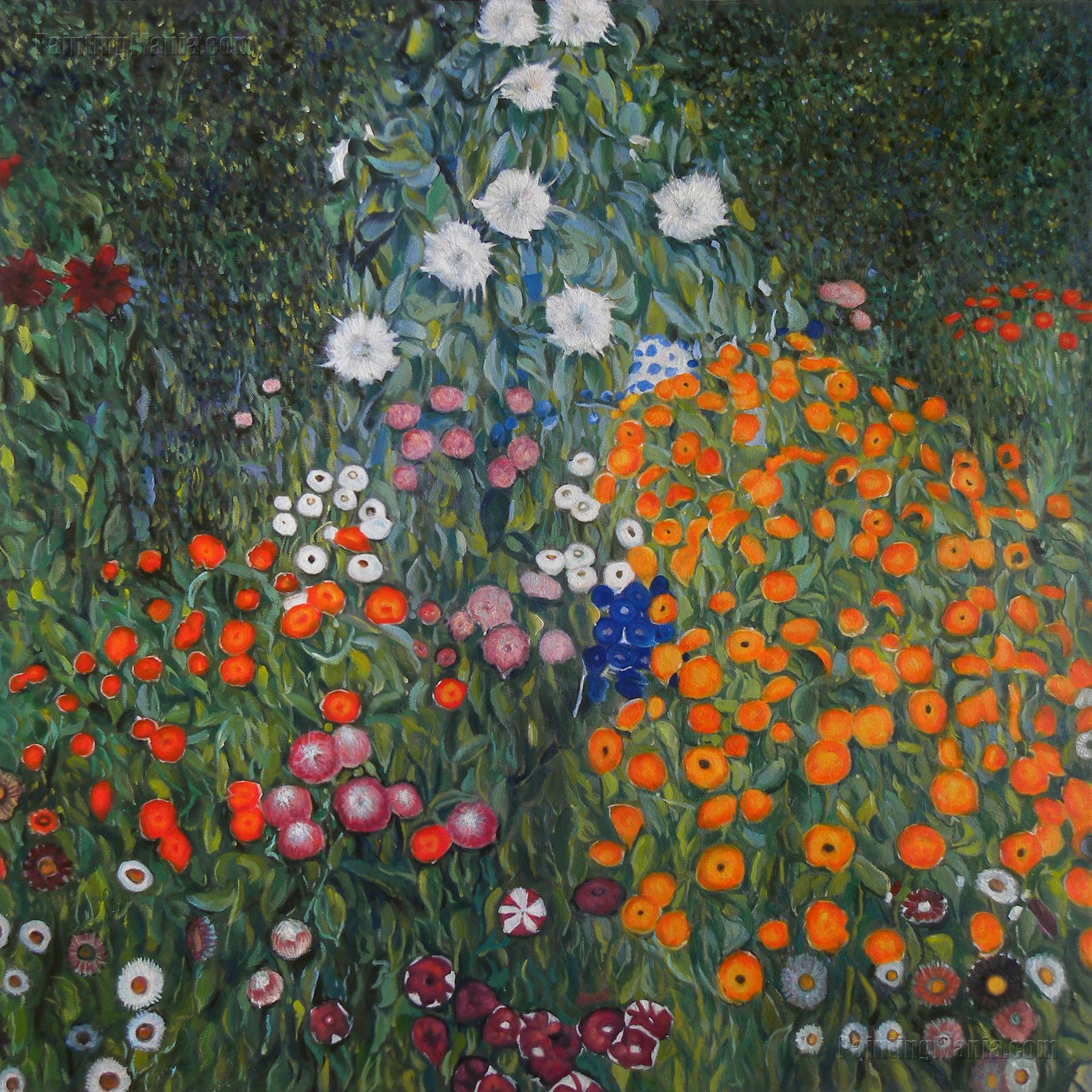 Farm Garden (Flower Garden)