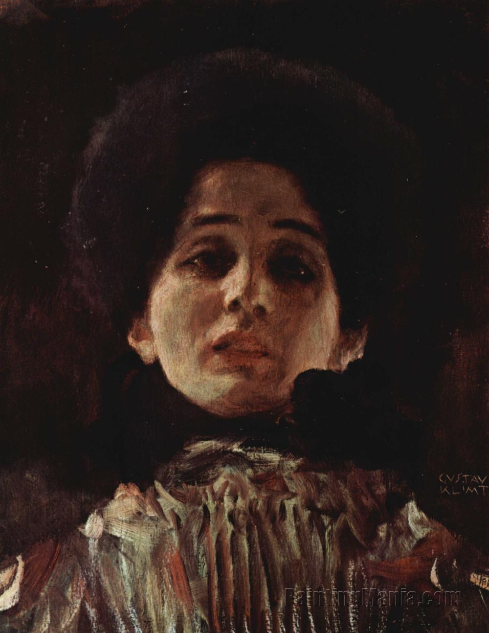 Portrait of a Lady 1898-1899