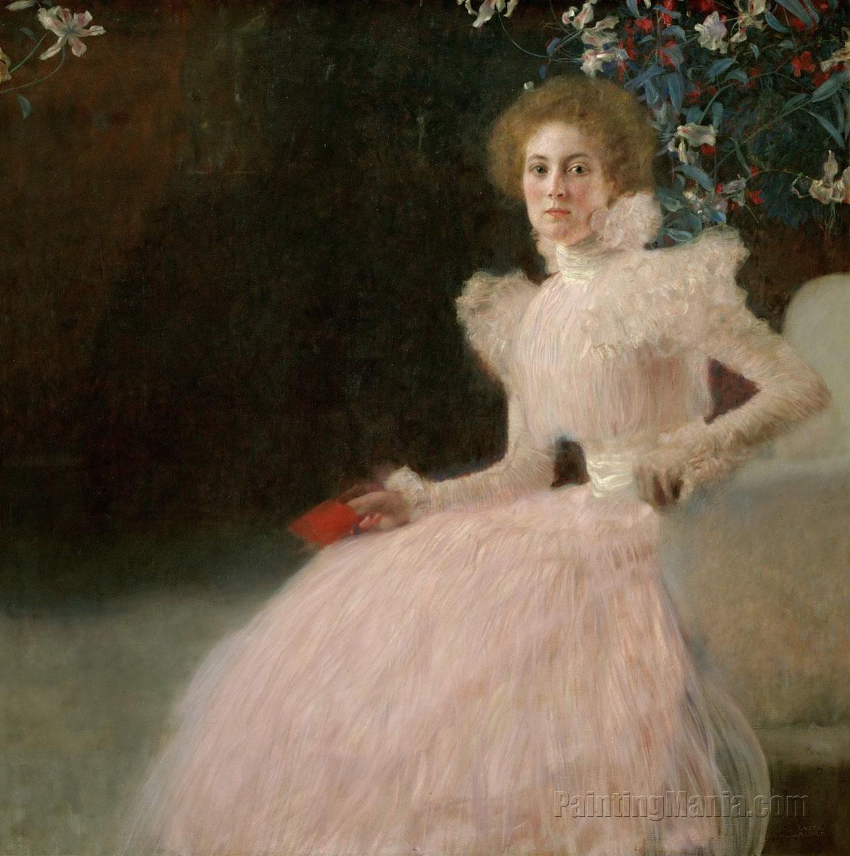 Portrait of Sonja Knips