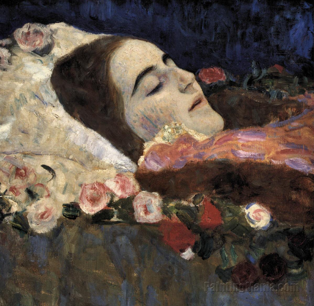 Ria Munk on Her Deathbed