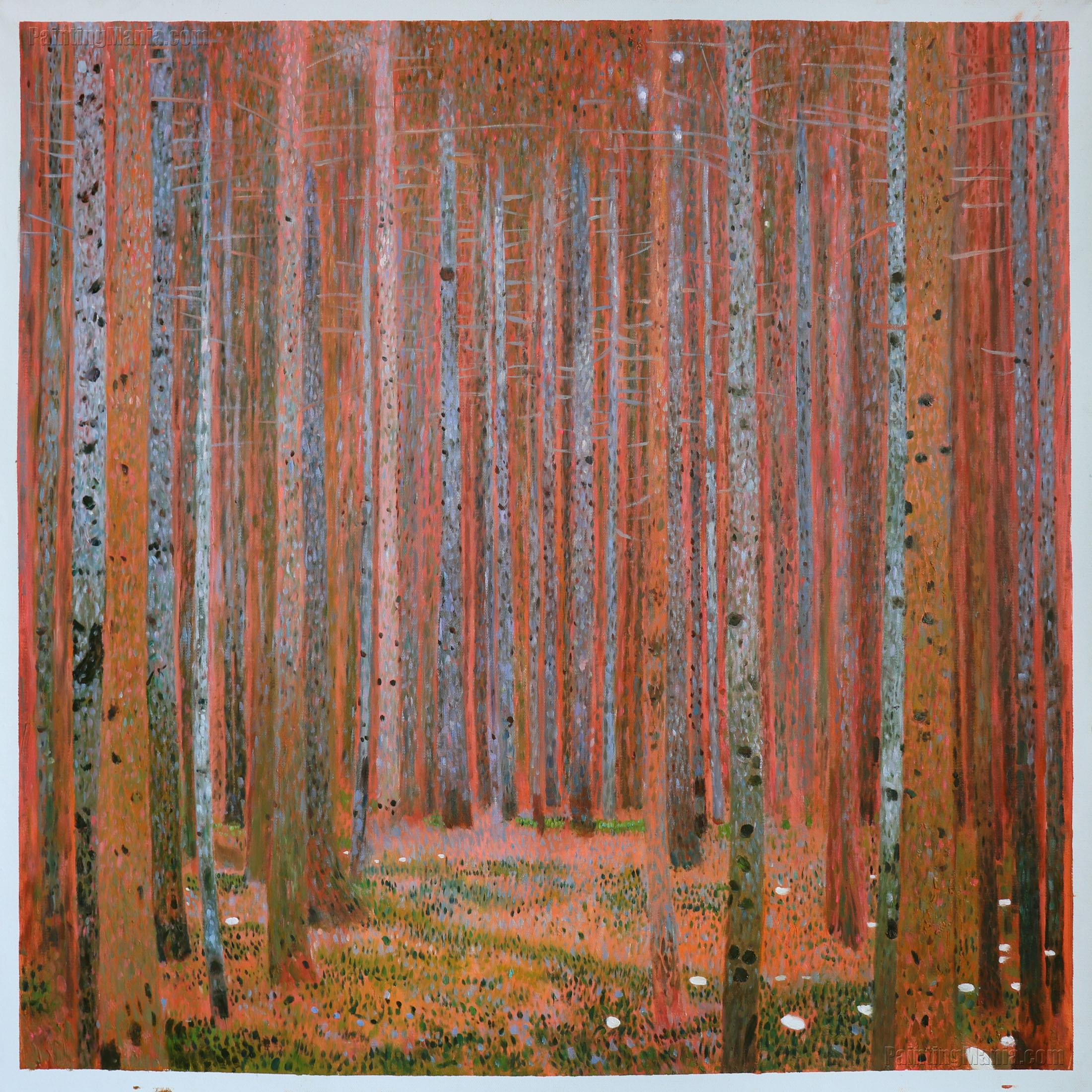 Tannenwald I (Pine Forest I)