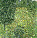 Garden Landscape (Blossoming Meadow)