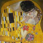 The Kiss (Detail)