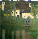 Schloss Kammer on the Attersee I