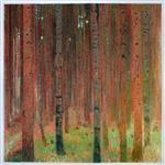 Tannenwald II (Pine Forest II)