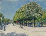 Argenteuil, Fete foraine