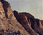 Cliff at Villers-sur-Mer