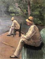 Fishermen on the Banks of the Yerres