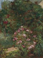 Massif de Fleurs, Jardin du Petit Gennevilliers