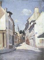 The Street in Yerres