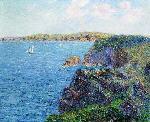 A Cove at Sevignies, Cap Frehel