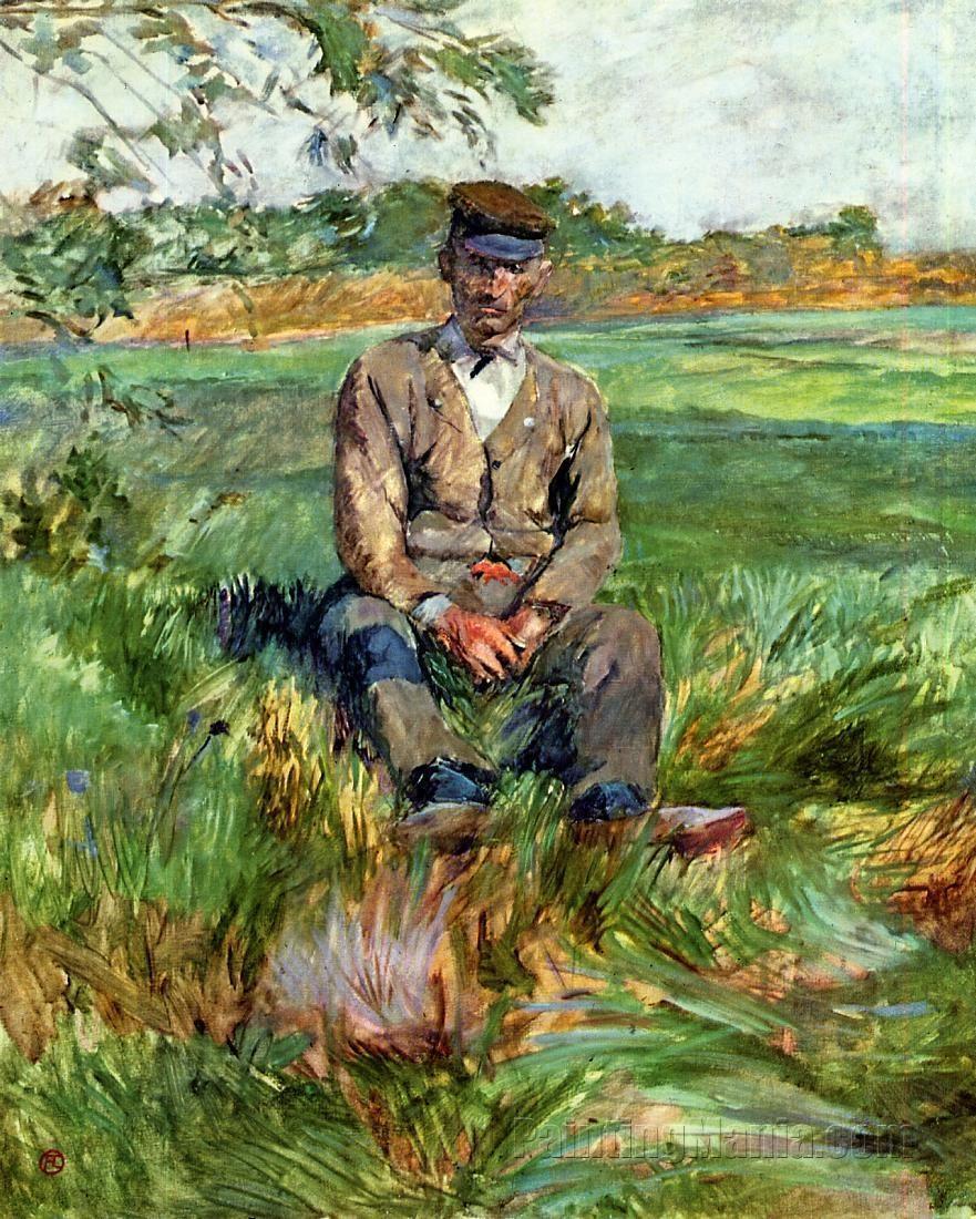 A Laborer at Celeyran