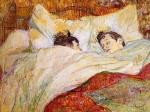 In Bed 1892