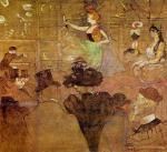 La Goulue Dancing (Les Almees)
