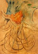 At the Music Hall - Loie Fuller